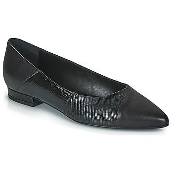 Shoes Women Flat shoes JB Martin TENDRE Black
