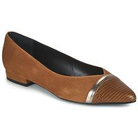Shoes Women Flat shoes JB Martin TALENT Brown