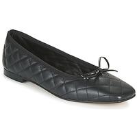 Shoes Women Flat shoes JB Martin PASSION Black