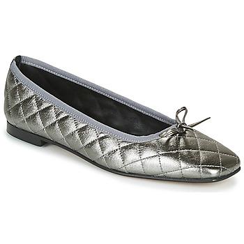 Shoes Women Flat shoes JB Martin PASSION Grey
