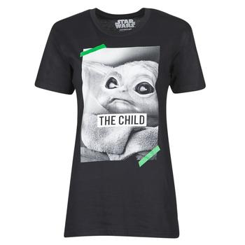 Clothing Short-sleeved t-shirts Yurban OUFIMM Black