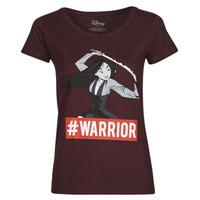 Clothing Women Short-sleeved t-shirts Yurban OHKAV Bordeaux