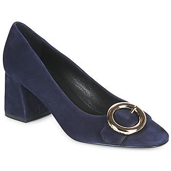 Shoes Women Heels JB Martin TENTATION Blue