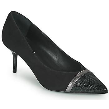 Shoes Women Heels JB Martin TROUBLANTE Black
