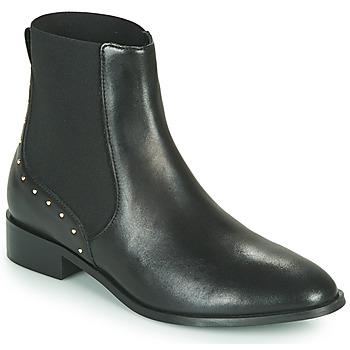 Shoes Women Mid boots JB Martin ANGE Black