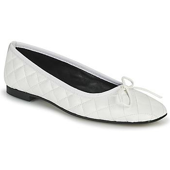 Shoes Women Flat shoes JB Martin PASSION White