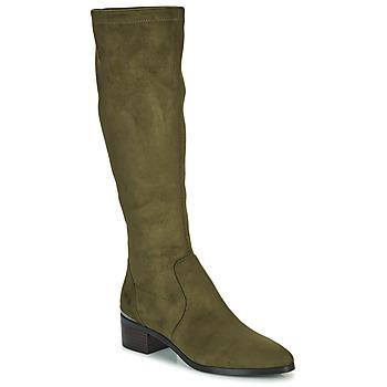 Shoes Women High boots JB Martin JOLIE Kaki