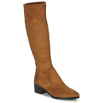 Shoes Women High boots JB Martin JOLIE Brown
