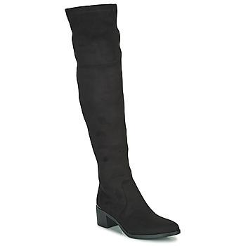 Shoes Women High boots JB Martin JEUNE Black