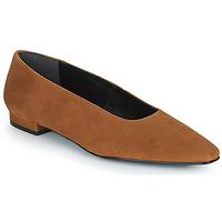 Shoes Women Flat shoes JB Martin SAGE Brown
