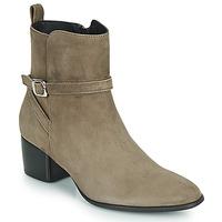 Shoes Women Mid boots JB Martin AUDE Beige