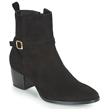 Shoes Women Mid boots JB Martin AUDE Black