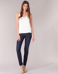 Clothing Women slim jeans Freeman T.Porter ALEXA STRETCH Blue / Dark