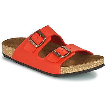 Shoes Women Sandals El Naturalista VEGANO Red