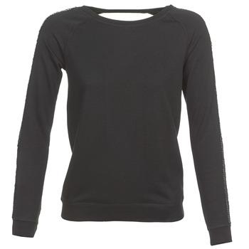 Clothing Women jumpers Le Temps des Cerises DARLA Black
