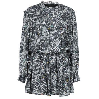 Clothing Women Jumpsuits / Dungarees Ikks PETRI Grey