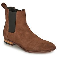 Shoes Men Mid boots HUGO Cult_Cheb_sdwx Cognac