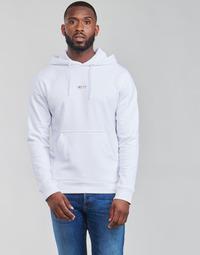 Clothing Men Sweaters BOSS WELOVE White