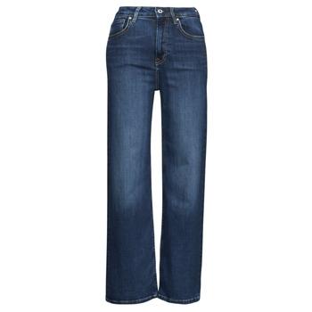 Clothing Women Bootcut jeans Pepe jeans LEXA SKY HIGH Blue