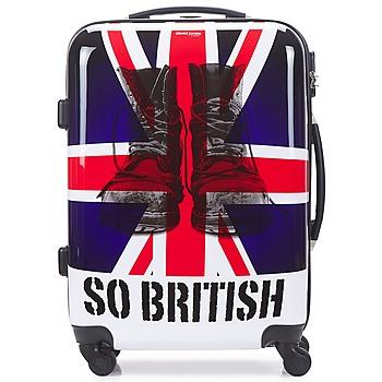Bags Hard Suitcases David Jones UNION JACK M Multicoloured