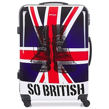 Bags Hard Suitcases David Jones UNION JACK L Multicoloured