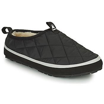 Shoes Women Slippers KAMIK PUFFY Black