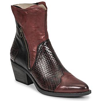 Shoes Women Ankle boots Casta DOST Bordeaux