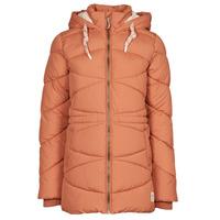 Clothing Women Duffel coats Rip Curl ANTI SERIES SWC JACKET Terracotta