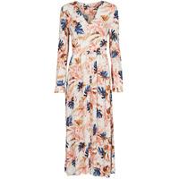 Clothing Women Long Dresses Rip Curl MAXI DRESS DRIFTER Multicolour