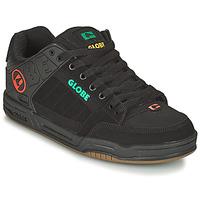 Shoes Men Skate shoes Globe TILT Black / Blue / Orange