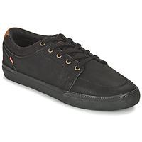 Shoes Men Low top trainers Globe GS Black