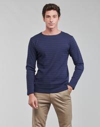 Clothing Men Long sleeved tee-shirts Armor Lux MARINIERE HOUAT HRX Blue