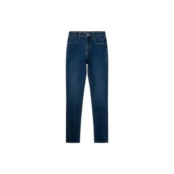 Clothing Girl Skinny jeans Pepe jeans MADISON JEGGIN Blue