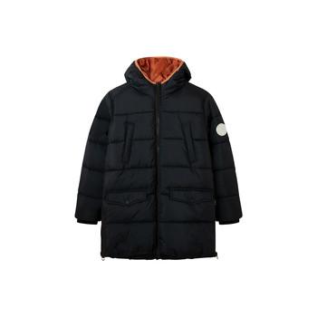 Clothing Boy Duffel coats Pepe jeans FRED Black
