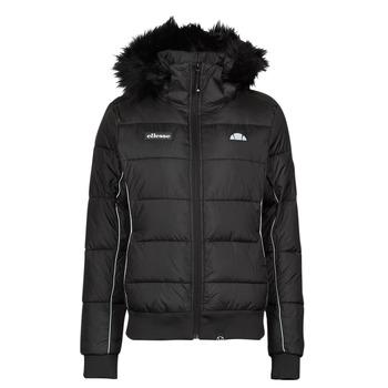 Clothing Women Duffel coats Ellesse URBAN SKI Black