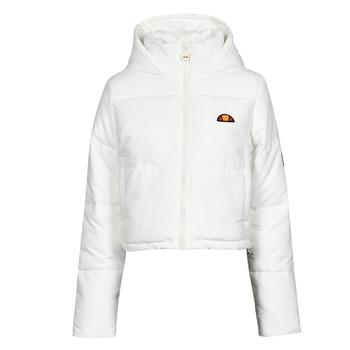 Clothing Women Duffel coats Ellesse EXPLORING FORM White