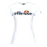 Clothing Women Short-sleeved t-shirts Ellesse HAYES SLIM White