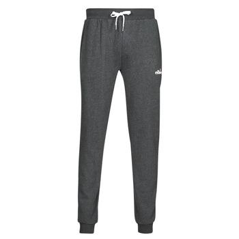 Clothing Men Tracksuit bottoms Ellesse GRANITE Grey