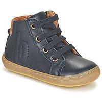 Shoes Children Mid boots Bisgaard VILLUM Marine