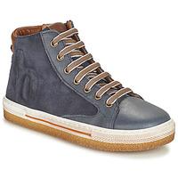 Shoes Boy Hi top trainers Bisgaard GEORG Marine