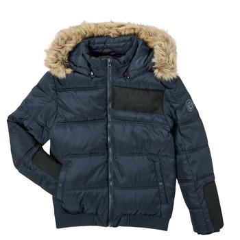Clothing Boy Duffel coats Kaporal JOMIR Marine