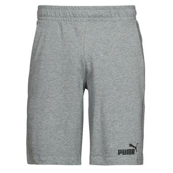Clothing Men Shorts / Bermudas Puma ESS JERSEY SHORT Grey