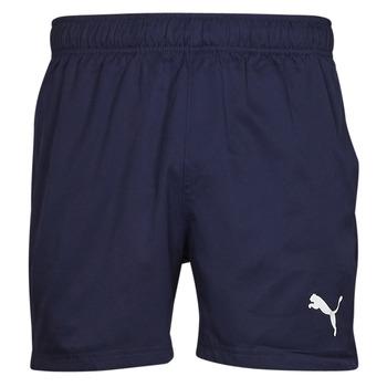 Clothing Men Shorts / Bermudas Puma ESS ACTIVE WOVEN SHORT Marine