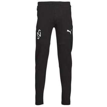 Clothing Men Tracksuit bottoms Puma NJR EVOSTRIPE PANTS Black