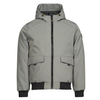 Clothing Men Jackets Kaporal AYO Grey