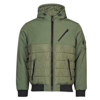 Clothing Men Duffel coats Kaporal AZOTE Khaki