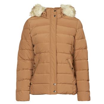Clothing Women Duffel coats Kaporal FIBBY Camel