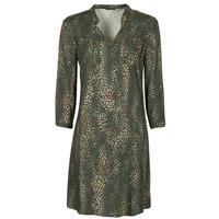 Clothing Women Short Dresses One Step FT30011 Kaki