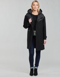 Clothing Women Coats One Step FT44041 Black
