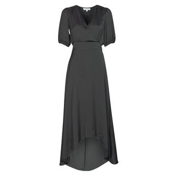 Clothing Women Long Dresses Morgan RSIBIL Black